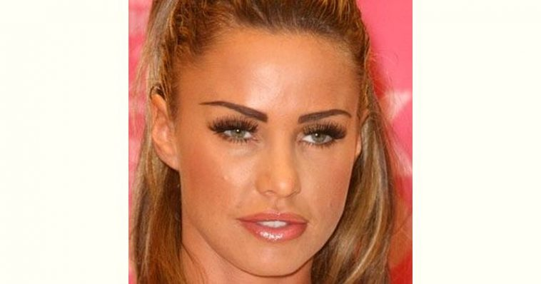 Katie Price Age and Birthday