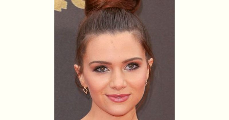 Katie Stevens Age and Birthday