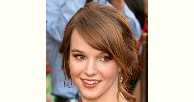 Kay Panabaker Age and Birthday
