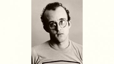 Keith Haring Age and Birthday