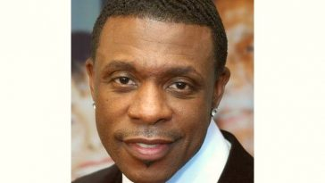 Keith Sweat Age and Birthday