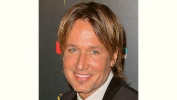 Keith Urban Age and Birthday