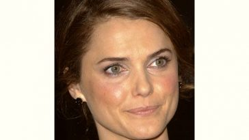 Keri Russell Age and Birthday
