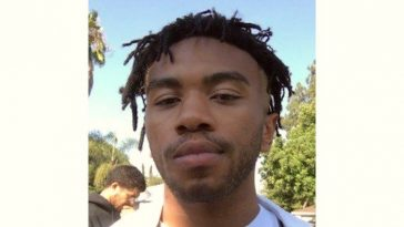 Kevin Abstract Age and Birthday