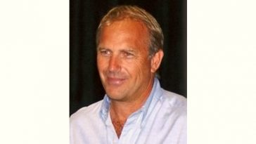 Kevin Costner Age and Birthday