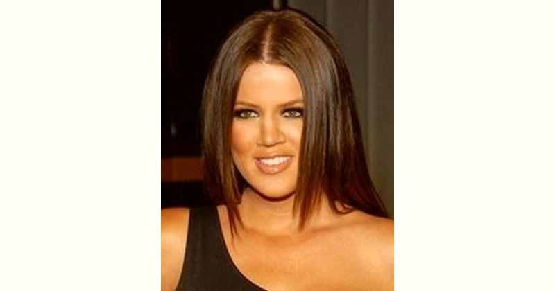 Khloe Kardashian Age and Birthday