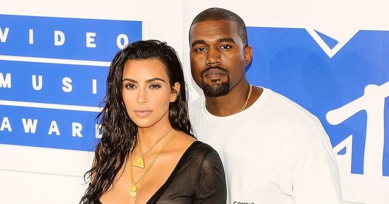 Kim Celebrates Kanye's Birthday Despite the Controversy 1