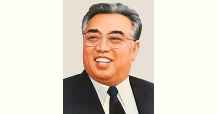 Kim Il-sung Age and Birthday