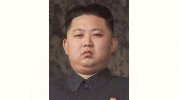 Kim Jong-un Age and Birthday