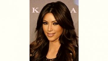 Kim Kardashian Age and Birthday