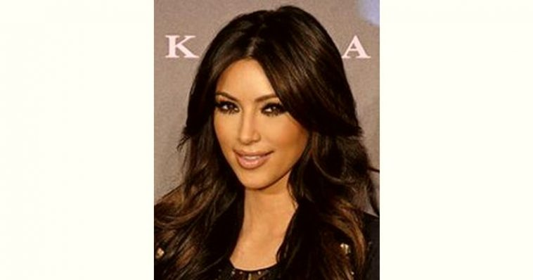Kim Kardashian Age and Birthday