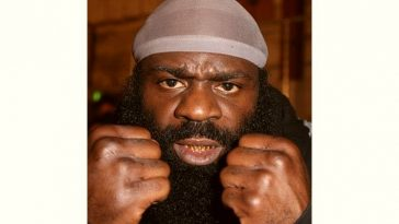 Kimbo Slice Age and Birthday