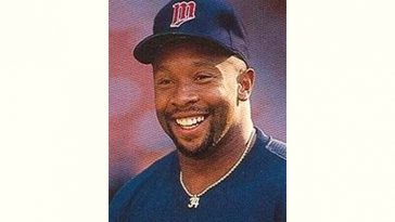 Kirby Puckett Age and Birthday