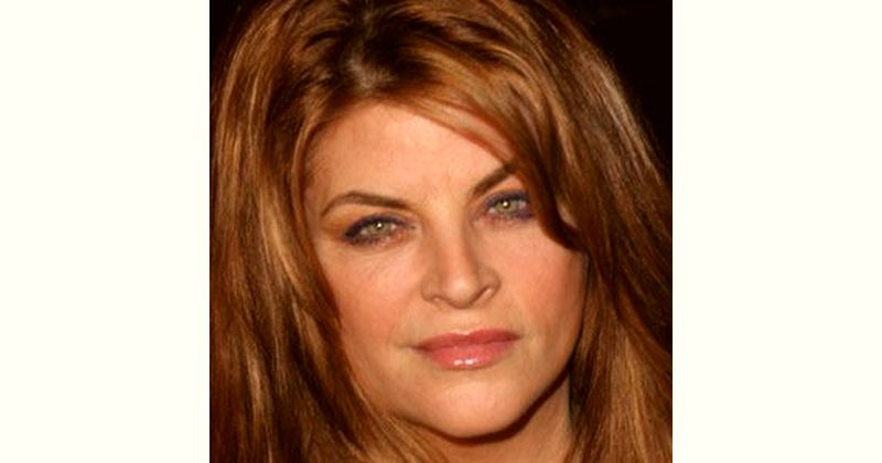 Kirstie Alley Age and Birthday