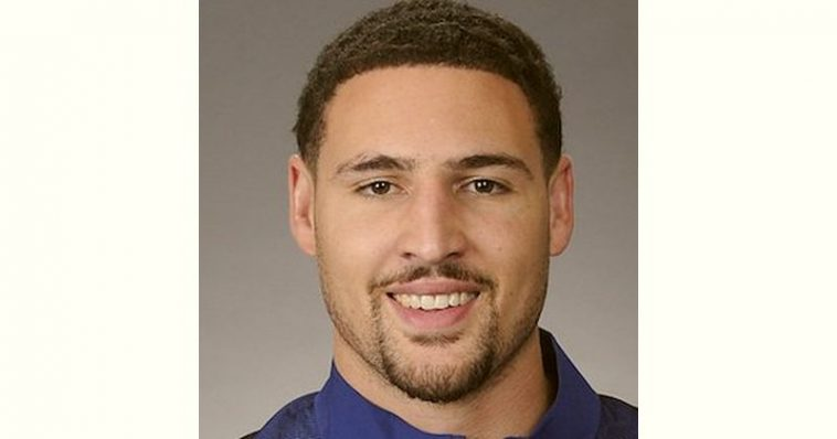 Klay Thompson Age and Birthday