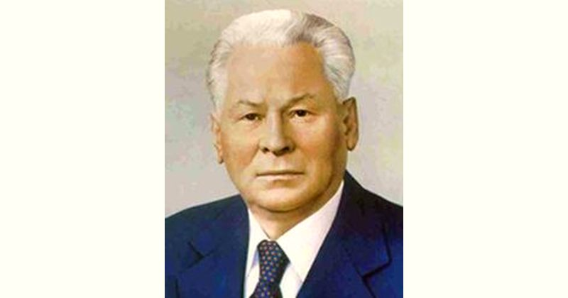 Konstantin Chernenko Age and Birthday