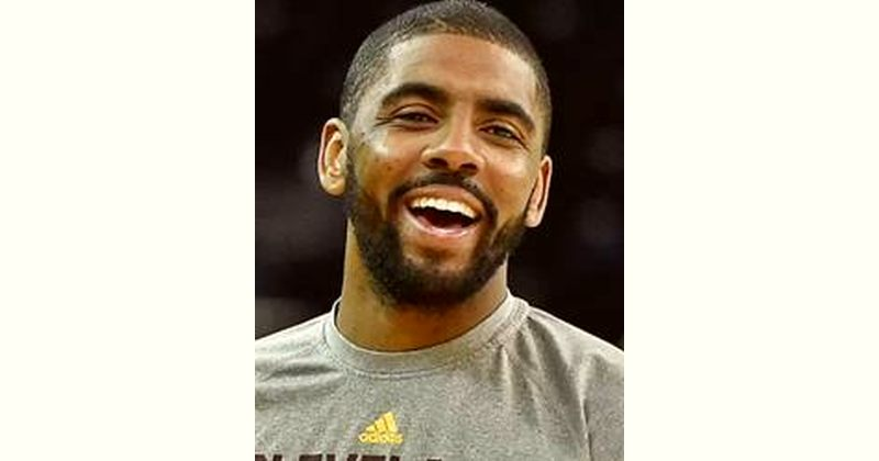 Kyrie Irving Age and Birthday