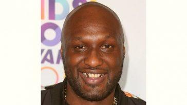 Lamar Odom Age and Birthday