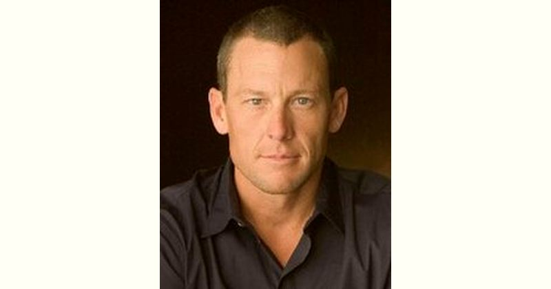 Lance Armstrong Age and Birthday