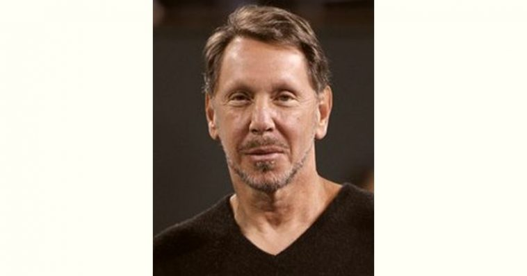 Larry Ellison Age and Birthday