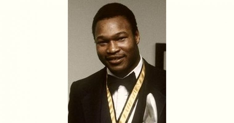 Larry Holmes Age and Birthday