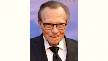 Larry King Age and Birthday