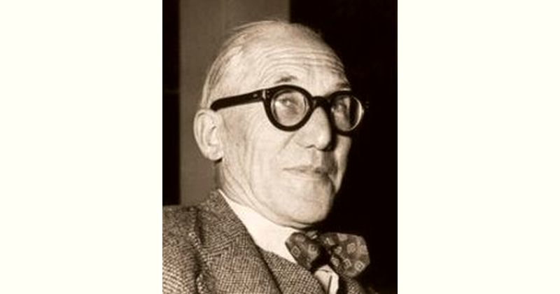 Le Corbusier Age and Birthday