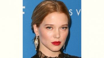 Lea Seydoux Age and Birthday