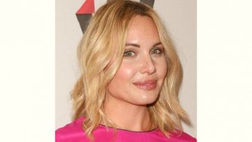 Leah Pipes Age and Birthday