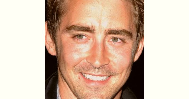 Lee Pace Age and Birthday