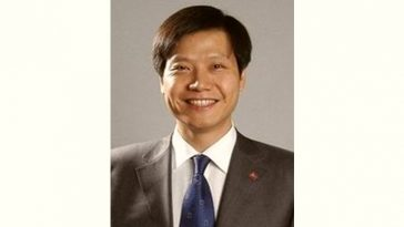 Lei Jun Age and Birthday