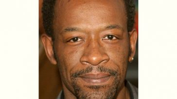 Lennie James Age and Birthday