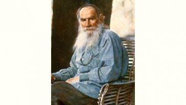 Leo Tolstoy Age and Birthday