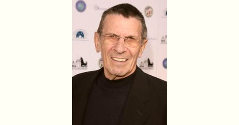 Leonard Nimoy Age and Birthday