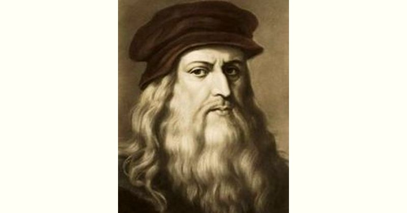 Leonardo da Vinci Age and Birthday