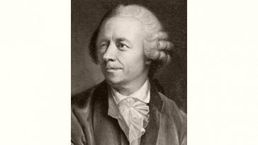 Leonhard Euler Age and Birthday