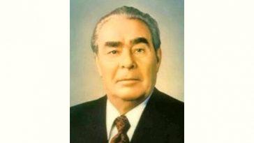 Leonid Brezhnev Age and Birthday