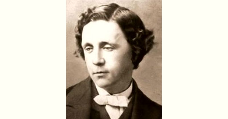Lewis Carroll Age and Birthday