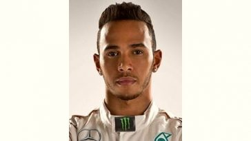 Lewis Hamilton Age and Birthday