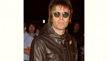 Liam Gallagher Age and Birthday