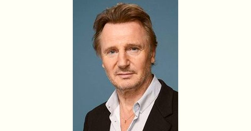 Liam Neeson Age and Birthday