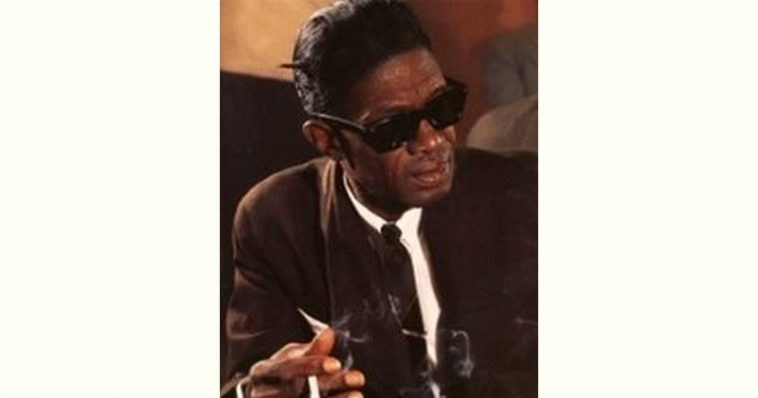 Lightnin Hopkins Age and Birthday