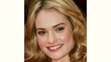 Lily James Age and Birthday