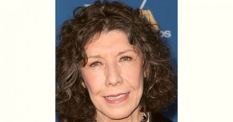 Lily Tomlin Age and Birthday