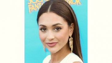 Lindsey Morgan Age and Birthday