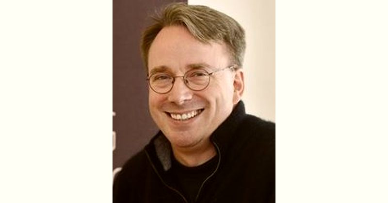 Linus Torvalds Age and Birthday