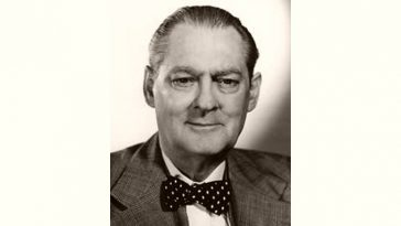 Lionel Barrymore Age and Birthday