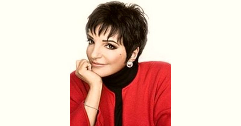 Liza Minnelli Age and Birthday