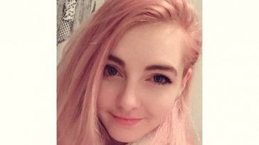 Lizzie Ldshadowlady Age and Birthday