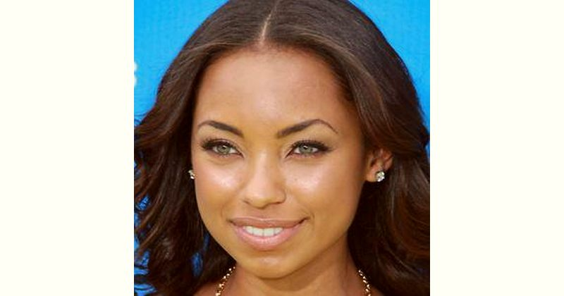 Logan Browning Age and Birthday